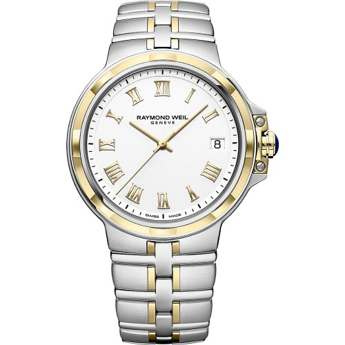 Raymond Weil Parsifal Two Tone Watch