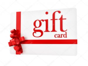 gift card for jewellery