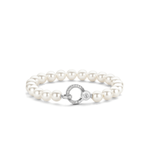 Ti-Sento Pearl Bracelet